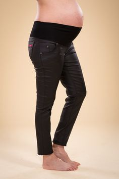 f01c7efae Items similar to Maternity Pants - Skinny Pants - white Pants- plus size-  adjustable pants-Maternity Trousers-Maternity Pants Over-the-bump on Etsy