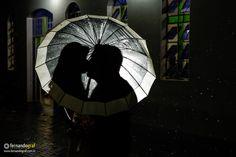 Faça sol ou faça chuva, Fernando Graf Fotografia garante lindos registros do seu casamento. www.fernandograf.com.br