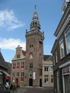 Bell tower, Monnickendam