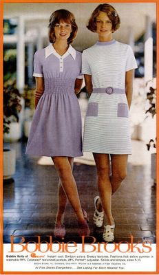 Shelley Hack in 1972 Bobbie Brooks ad 60s And 70s Fashion, Seventies Fashion, Junior Fashion, Mod Fashion, Teen Fashion, Vintage Fashion, Womens Fashion, Latex Fashion, Gothic Fashion