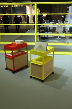 smow Blog English » Blog Archive » Orgatec Cologne 2014: New Order by Stefan Diez for Hay