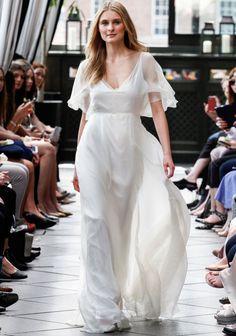 Robe de mariée empire Sarah Seven 2016