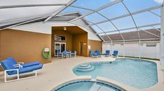 Welcome to The Coca Cola Villa, 3 miles from Disney World, private pool/spa - Four Corners Visit Florida, Florida Vacation, Vacation Home Rentals, Vacation Villas, School Vacation, Places To Rent, Villa Design, Orlando Florida, Private Pool