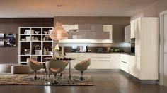 Cucina bianca modello Dialogo   Arredamento Cucina   Pinterest ...