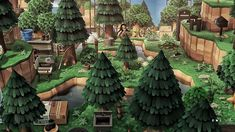 Location History, Animal Crossing, Bear Island, Garden Animals, Forest Fairy, Minecraft, Table Decorations, Game, Animaux