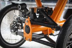 Eurobike six of the best cargo bikes from Tern, Riese & Müller, Yuba, Chike, HSF Heisenberg and XCYC Tricycle Bike, Trike Bicycle, Trike Motorcycle, Motorcycle Design, Bicycle Design, Electric Cargo Bike, Electric Cars, 4 Wheel Bicycle, Longboard Trucks