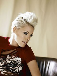 Pink Hair Styles Pink Very Short Haircut: Pixie Hairstyles - PoPular Haircuts 2015 Hairstyles, Pixie Hairstyles, Cool Hairstyles, Singer Pink Hairstyles, Pixie Haircuts, Medium Hairstyles, Formal Hairstyles, Celebrity Hairstyles, Wedding Hairstyles