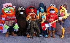 The Muppet Band <3