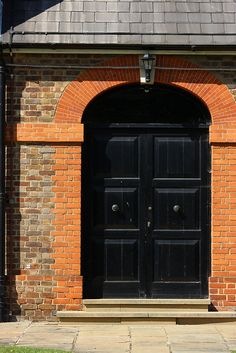 Side door to the Brass Foundry at the Royal Arsenal, Woolwich (1716-17, 1771-74) | Flickr - Photo Sharing!