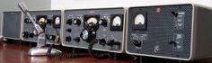 Collins S/Line – 516F-2 power supply, 75S-3B receiver, 32S-3 transmitter, 312B-4 console, SM-1 microphone (2130×635)
