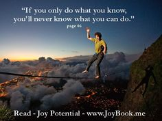 Quote from Joy Potential: Where You'd Least Expect It