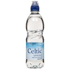 Still natural spring water. Natural Spring Water, Moving House, Celtic, Water Bottle, Drinks, Kids, Drinking, Young Children, Beverages