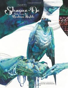 Sharaz-de: Tales from the Arabian Nights by Sergio Toppi. $16.83. Publication: January 1, 2013. Author: Sergio Toppi. Reading level: Ages 16 and up. 224 pages. Publisher: Archaia Entertainment, LLC (January 1, 2013). Save 44% Off!