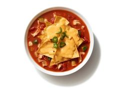 Chicken Nacho Soup (crockpot) - This was yummy! Can be done in half the cooking time, unless you like your veggies super soft.