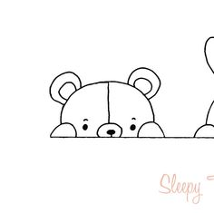 Sleepy Time Animal Pals embroidery pattern PDF door nanacompany