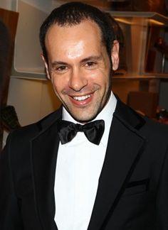 Massimiliano Goirnetti designer for Salvatore Ferragamo.