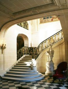 STAIRCASE – a fancy one!