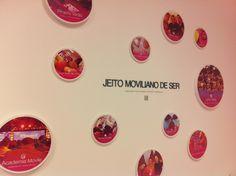 Nossa parede do Jeito Moviliano!
