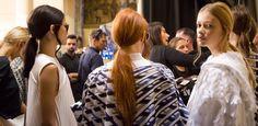 Nicht nur für den Frühling: Der Haar-Look bei Talbot Runhof | GRAZIA Deutschland