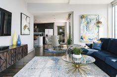 A Charlotte Condo Twenty-Nine Floors Up - Front + Main