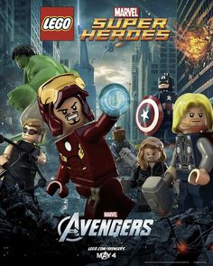The [Lego] Avangers