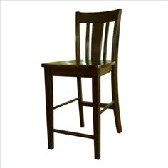 Special Offers - International Concepts S15-102 24-Inch San Remo Counter Height Stool Rich Mocha - In stock & Free Shipping. You can save more money! Check It (May 16 2016 at 04:02PM) >> http://kitchenislandsusa.net/international-concepts-s15-102-24-inch-san-remo-counter-height-stool-rich-mocha/