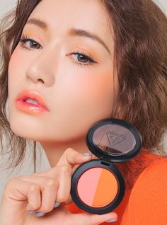 3CE | STYLENANDA Korea Makeup, Asian Makeup, Korean Natural Makeup, Fresh Face Makeup, Makeup For Green Eyes, Makeup For Blondes, Girls Makeup, Makeup Inspo, Makeup Inspiration