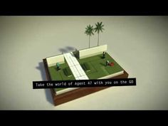Hitman GO - Launch Trailer  This game is playable art. For iOS and Android