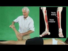 Deep Tissue Myofascial Release Plantar Fasciitis Treatment - YouTube