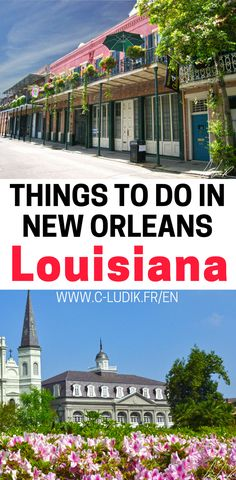 If you're in Louisiana, New Orleans is a must. We will tell you what to see in New Orleans, what to do in New Orleans, where to go for drinks in New Orleans, where to eat in New Orleans and much more. Come see what you need to know before your trip to New Orleans and don't forget to save this New Orleans guide to your travel board so you can find it later. #louisiana #neworleans #nola