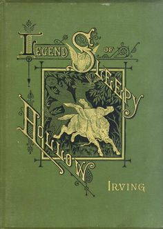 The Legend of Sleepy Hollow by Washington Irving: Spooky, lovely tale to be a treasured October read; Also enjoyed the Depp movie.