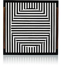We Adore: The ST4-33 Square Tray from Kelly Behun Studio at Barneys New York