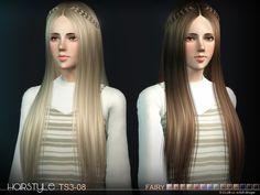 Found in TSR Category 'Female Sims 3 Hairstyles' Sims 3, Download Hair, Sims Hair, Ariana Grande, Fairy, Club, Female, Hair Styles, Mermaids