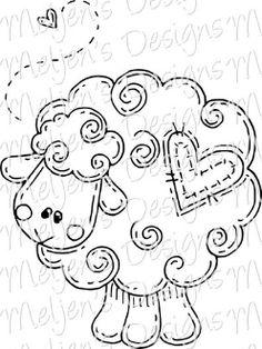 Loving Ewe