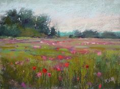 Painting My World: The Secret to Painting a Believable Meadow