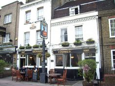 * * RICHARD I, 52-54 Royal Hill, Greenwich, London SE10 8RT