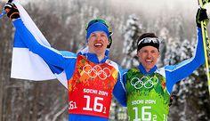 Cross country pair Jauhojärvi and Niskanen rediscover golden formula for Finland to win men's team sprint