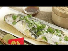 Chinese-style Sea Bass Recipe | Marco Pierre White