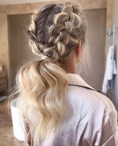 Ponytail Hairstyles For Young Girls ponytail hairstyles black; ponytail hairstyles step by step; ponytail hairstyles for kids; Sporty Hairstyles, Side Braid Hairstyles, Professional Hairstyles, Blonde Hairstyles, Classy Hairstyles Medium, Easy Hairstyle, Formal Hairstyles, Hairstyle Ideas, Pretty Hairstyles