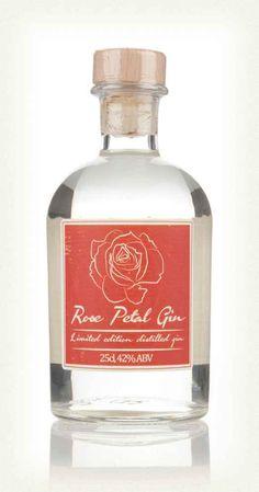 English Spirit Rose Petal Gin