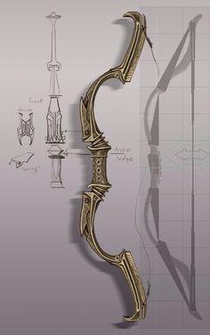 Favorite Weapon: Dwarven Bow
