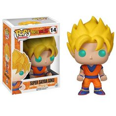Dragon Ball Z POP Super Saiyan Goku Vinyl Figure