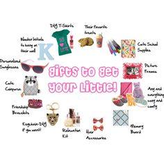 big little crafts sororities | wasn't i just mentioning this???? haha | sorority sugar