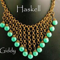 Photo Miriam Haskell Necklace