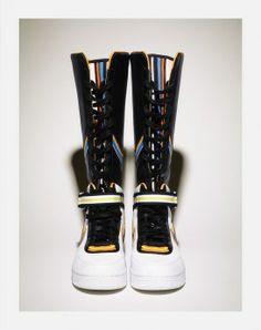 Tendance rétro: Nike x Riccardo Tisci chez Colette