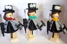 Broche Mary Poppins