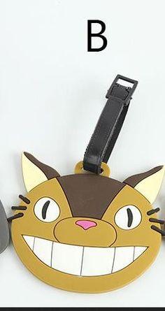 Miyazaki Hayao Totoro luggage tag pendants hang tags checked brand tourist products KT1036
