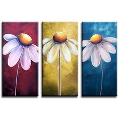 Modern Abstract Huge Canvas Art Oil Product details - View Modern Abstract Huge Canvas Art Oil Painting from Beijing Mengxiang Trade Company - Mobile Tole Painting, Oil Painting On Canvas, Painting & Drawing, Canvas Art, Oil Paintings, 3 Canvas Paintings, Daisy Painting, Floral Paintings, Acrylic Canvas