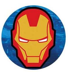 1000 images about iron man cake on pinterest iron man for Iron man face mask template