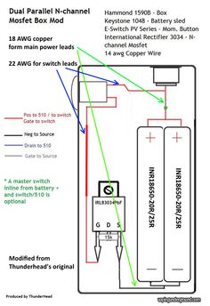parallel battery nchannel mosfet wiring diagram wire data schema u2022 rh lemise co